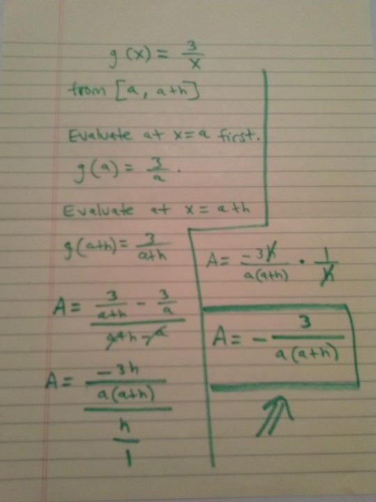 how to find the average of x