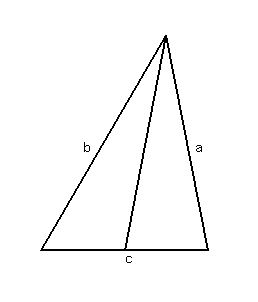 Lesson the length of a median of a triangle figure 2 ccuart Image collections