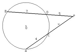 how to find if 3 points intersect