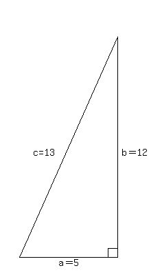 Solution find the perimeter and area of a right triangle if one solution find the perimeter and area of a right triangle if one leg measures 5 cm and the other leg measures 12 cm ccuart Choice Image