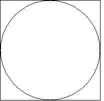 Area Of The Square Minus The Area Of The Circle The Side Of The Square Is 10 Inches Which Is Also The Diameter Of The Circle The Radius Of The Circle Is