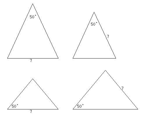 Questions on Geometry: Triangles answered by real tutors!