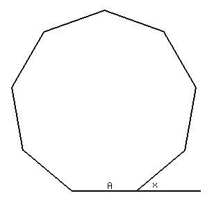 Solution Find The Measure Of Each Exterior Angle Of A Regular Nonagon Round To The Nearest